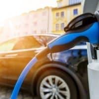Stadt ohne Elektroautos