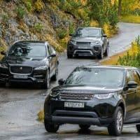 Jaguar Land Rover sehen eher Batterieverfügbarkeit als Problem; nicht Fahrzeug-Produktion