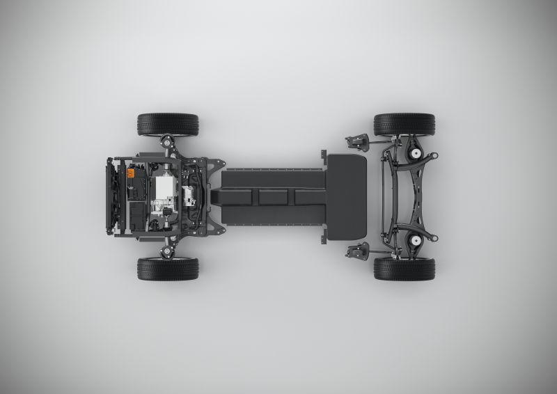 Blick auf die kompakte Modular-Architektur CMA