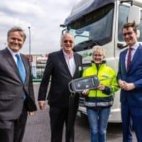 Contargo geht ersten Schritt zur Container-Hinterlandlogistik-Netzwerk Contargo geht ersten Schritt zur Dekarbonisierung