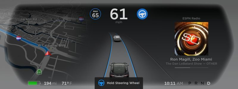 Tesla Fahrzeuge führen künftig Selbstdiagnose durch