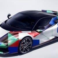 Deutschlandpremiere Supersportwagen Pininfarina Battista