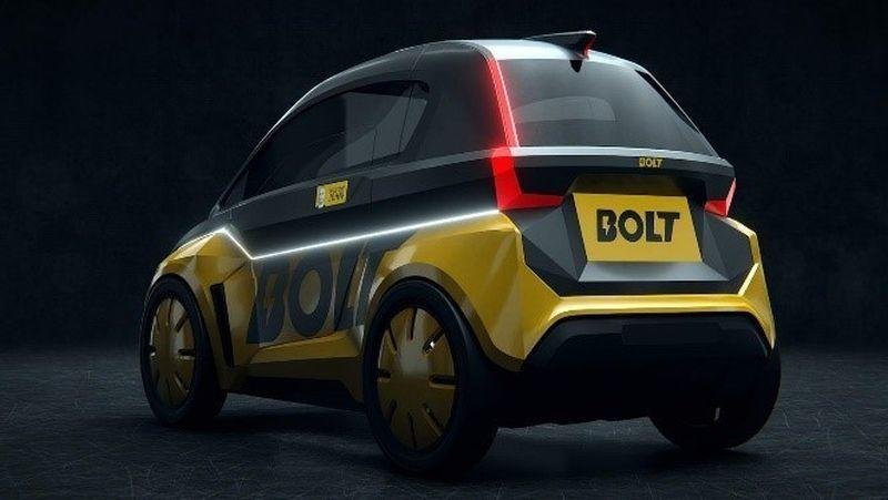 Bolt Nano als erstes E-Auto von Bolt Mobility