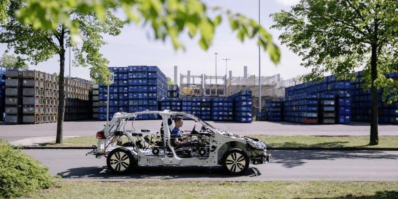 "VW lässt tief blicken beim Schnittmodell ""eGon"""