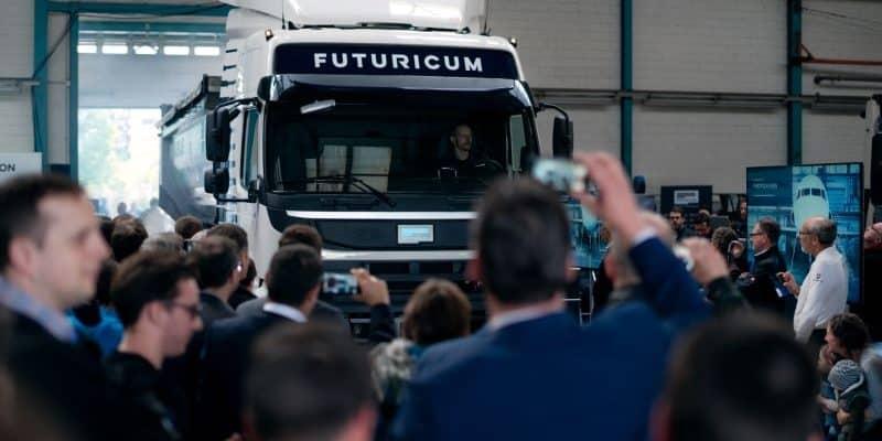 Designwerk Futuricum SEMI 40E
