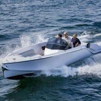 Torqeedo: Segelboot ohne Segel dafür mit E-Antrieb