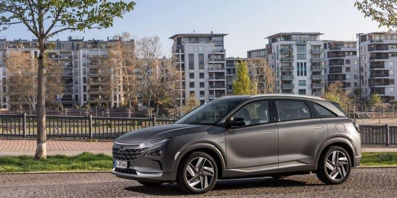 Hyundai Nexo filtert effizient die Luft