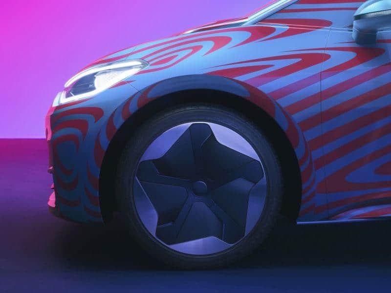 VW ID.3 - Reifen im Detail