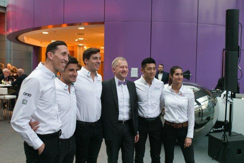 Jaguar Panasonic Racing Team