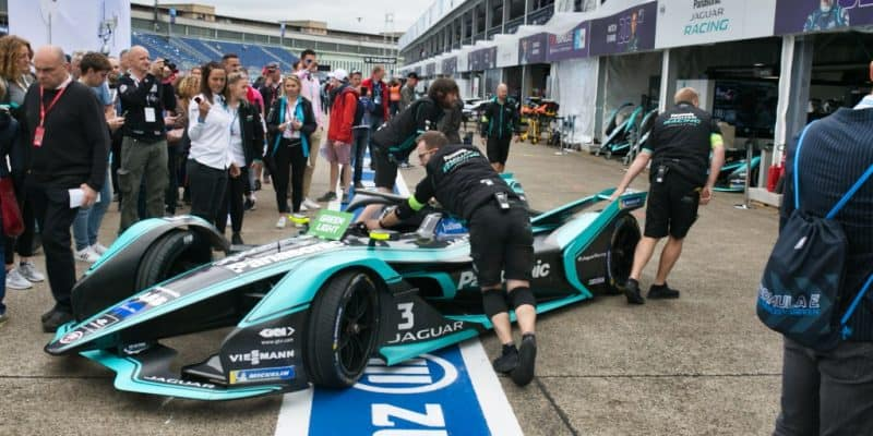 Formel E 2019 in Berlin