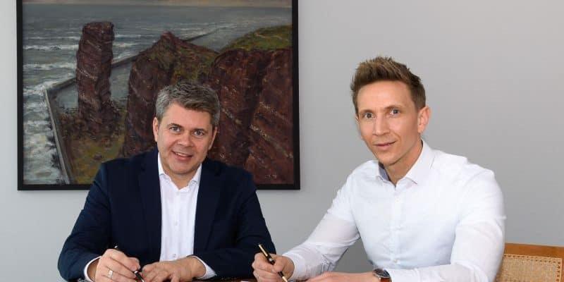 Vertrag für klimafreundliche Mobilität wird unterschrieben