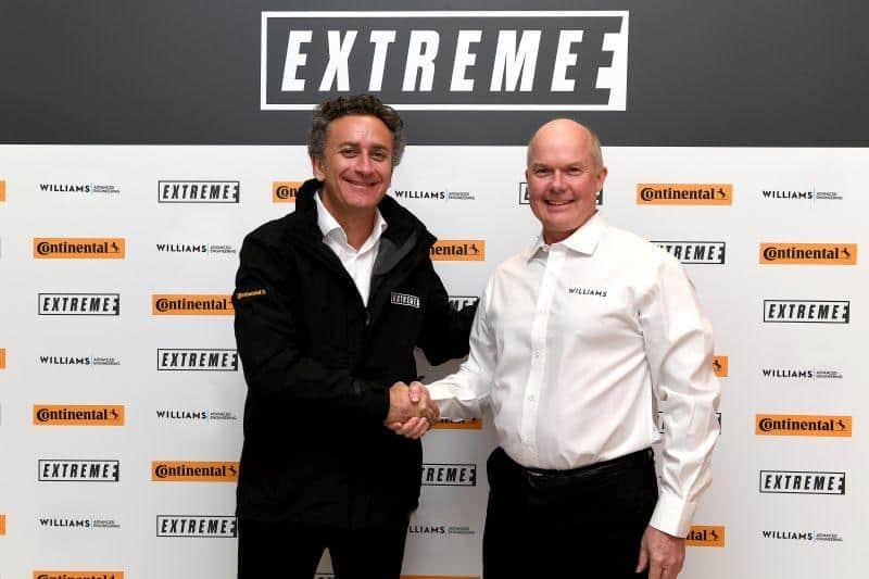 Batteriepartner für Extreme E Rennserie gefunden
