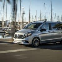 Mercedes-Benz Concept EQV, Spanien 2019