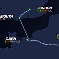 Von London nach Paris mit einer Akku-Ladung