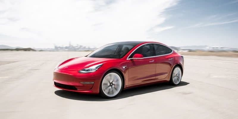 Tesla Model 3 Made in China ab 2020 Auslieferung