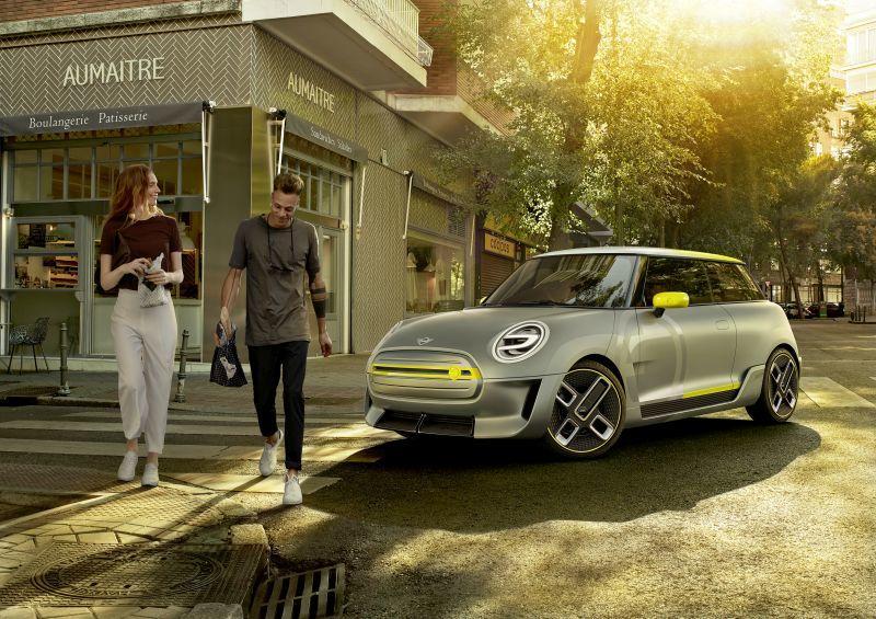 Mini Cooper SE - Concept Car