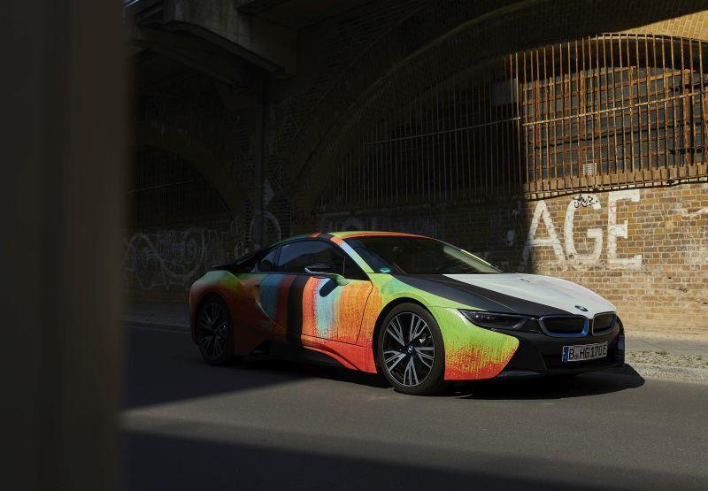 Kommt der BMW i8 als reines E-Auto?