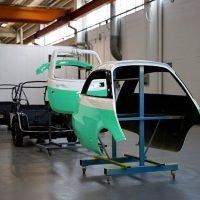 Microlino vom Prototypen zur Serie