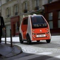 Renault EZ-Pod - mikromobil im Alltag