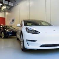 Nachfrage nach Tesla Model 3 legt China Webseite lahm