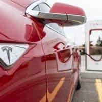 Tesla schränkt Laden am Supercharger ein