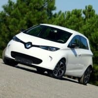 Renault ZOE einfache Integration in Carsharing