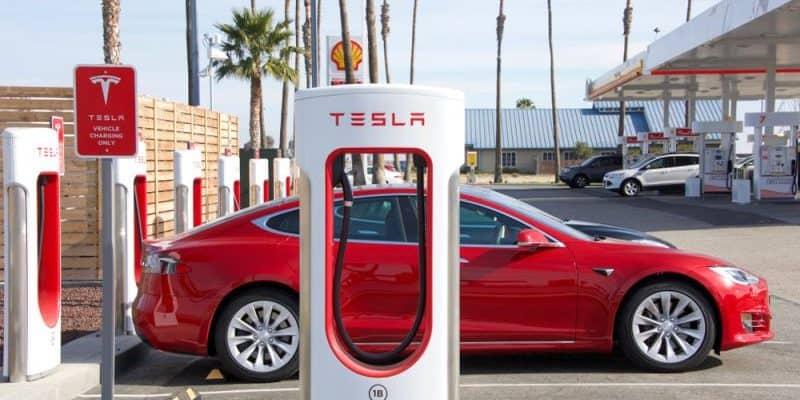 Tesla setzt auf freien Supercharger-Zugang als Marketing-Maßnahme