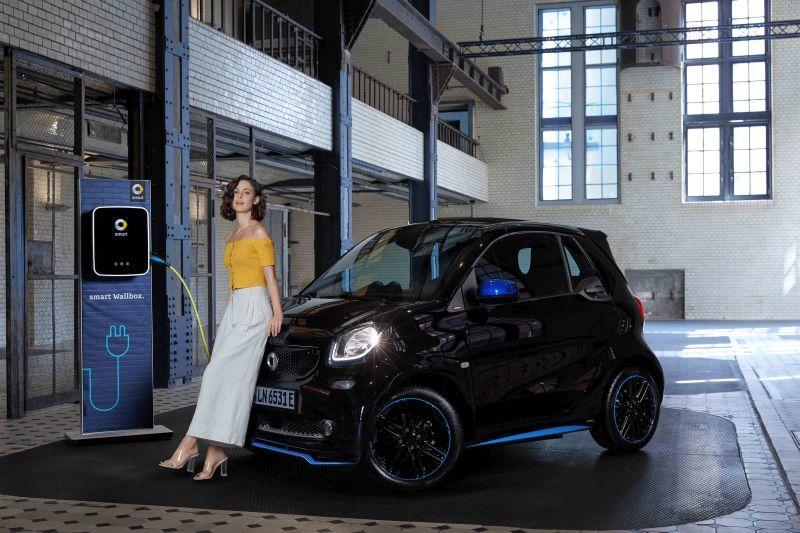 smart künftig nur noch aus China; mit neuen Modellen