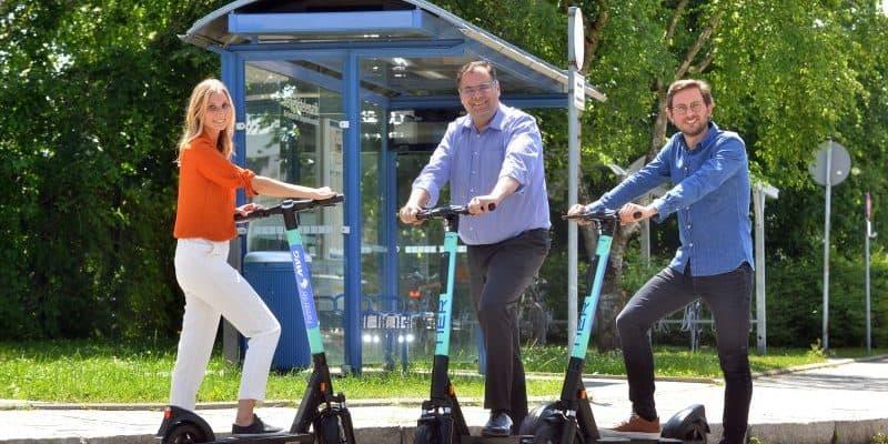 München setzt fortan auf E-Scooter