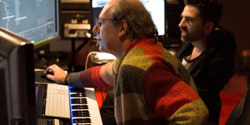 Hans Zimmer komponiert den E-Sound für den BMW Vision M NEXT