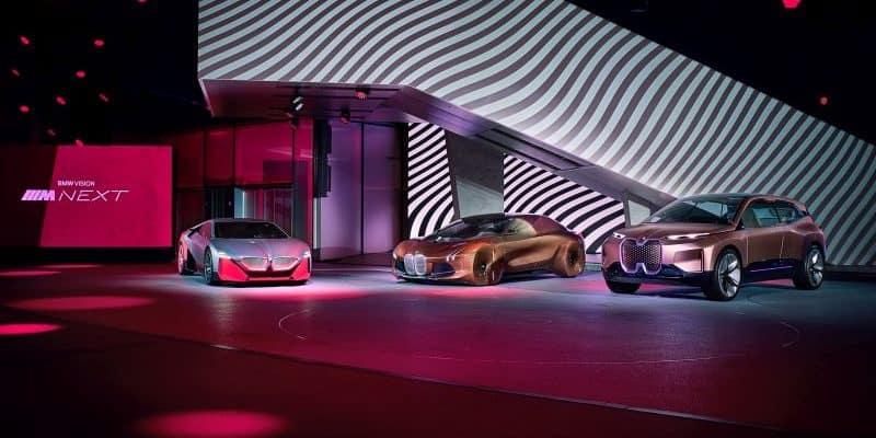 BMW setzt auf E-Mobilität