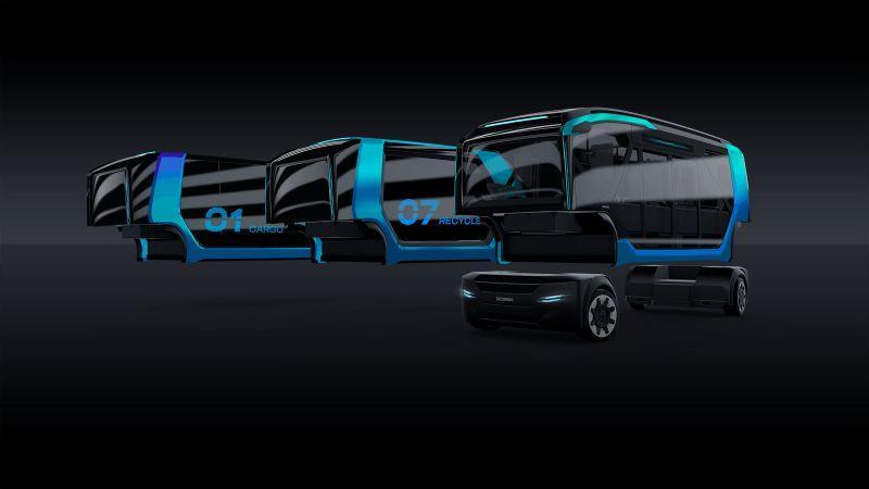 Scania NXT-Module