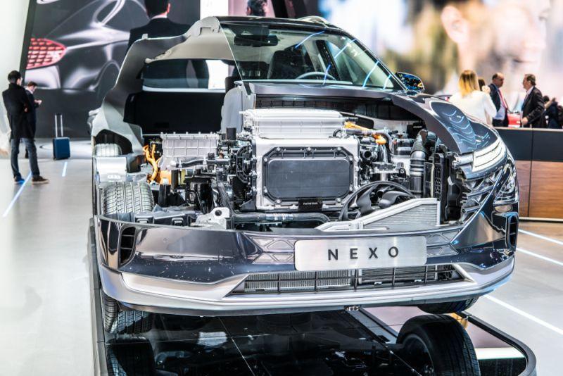 Hyundai will Brennstoffzellen-Antriebssystem für Wettbewerb öffnen