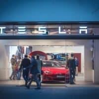 Tesla steuert auf Rekord-Quartal zu