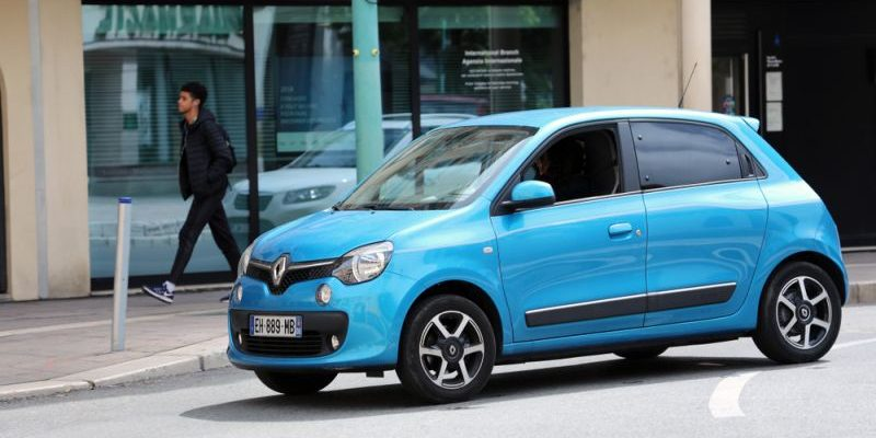 Kommt der Renault Twingo als E-Auto?