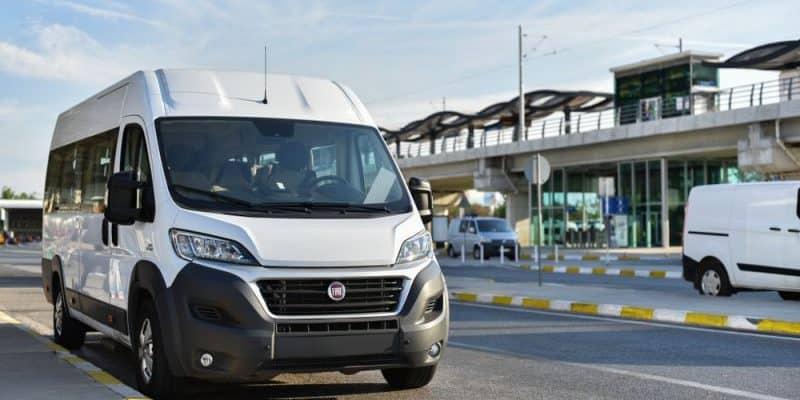 Fiat Ducato ab 2020 voll elektrisch
