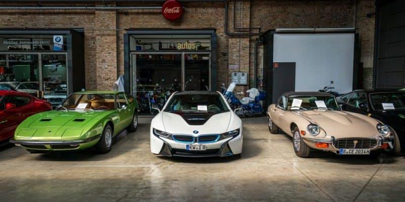 BMW und Jaguar Land Rover arbeiten gemeinsam an E-Antrieb