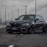 BMW M konzentriert sich auf E-Mobilität