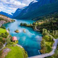 Norwegen weiterhin Vorreiter bei elektrifizierten Neuzulassungen