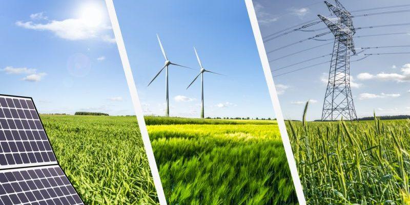Erneuerbare Energie in Deutschland auf Vormarsch