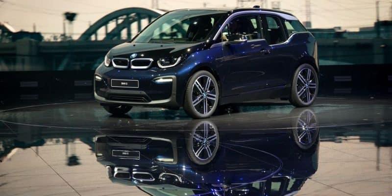 BMW treibt Elektrifizierung schneller als gedacht voran