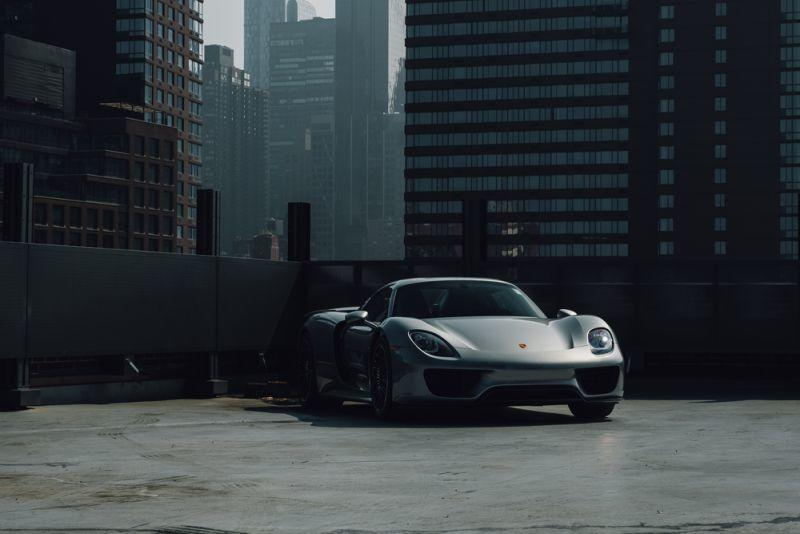 Porsche bringt eigenes Versicherungsprogramm auf den Markt