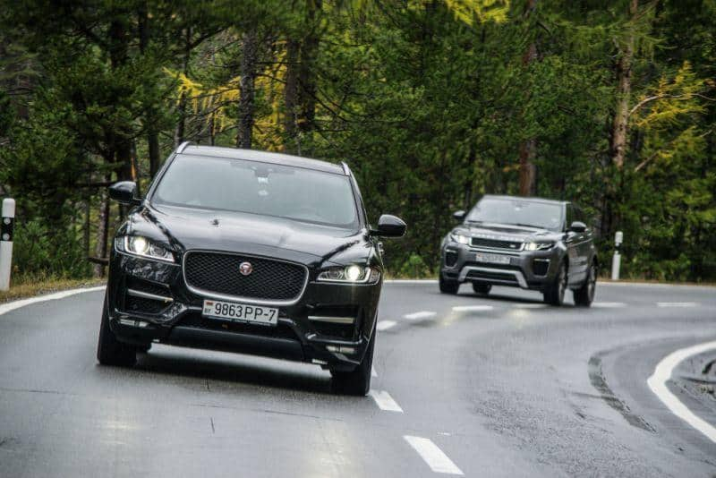Jaguar Land Rover arbeitet an MLA-Plattform