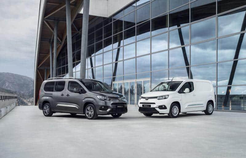 Toyota mit neuer Nutzfahrzeugstrategie