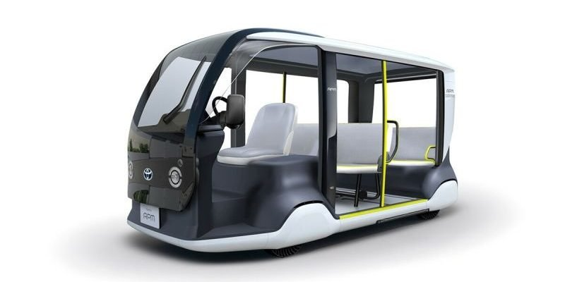 Toyota APM im Einsatz bei Olympia 2022