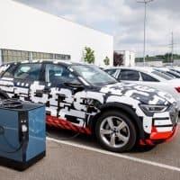 ParkE am Audi e-tron