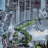 Audi gestaltet Produktion des e-tron nachhaltiger