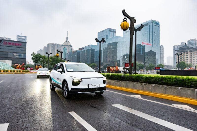 AIWAYS U5 ist zur Reise von China nach Europa gestartet