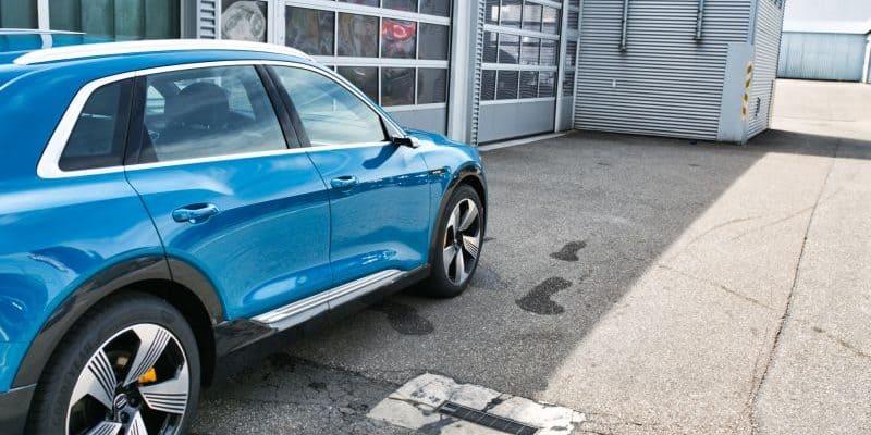 Audi e-tron - Podcast