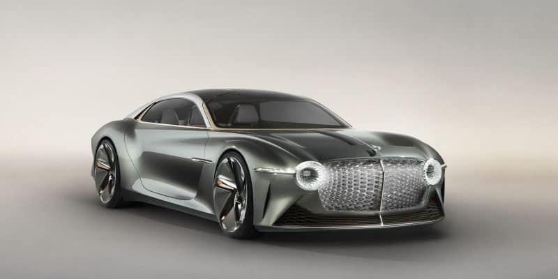 Bentley EXP 100 GT Front
